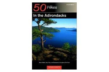 50 Hikes Adirondack, Barbara Mcmartin, Publisher - W.w. Norton & Co