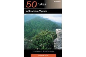 50 Hikes South Virginia, Leonard M. Adkins, Publisher - W.w. Norton & Co