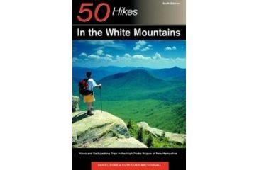 50 Hikes White Mtns., Doan, Macdougall, Publisher - W.w. Norton & Co