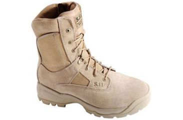 5.11 Tactical 12110 ATAC 8in Boots, Coyote Brown, Size 7 Wide