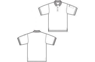 5.11 Professional Polo, Short Sleeve 41060