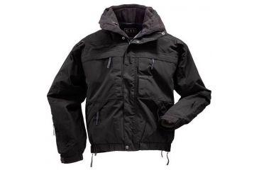 5.11 5-in-1 Jacket, Black Color, Size XL