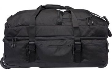 5.11 Tactical Mission Ready Tac OD Duffel 56005 packed