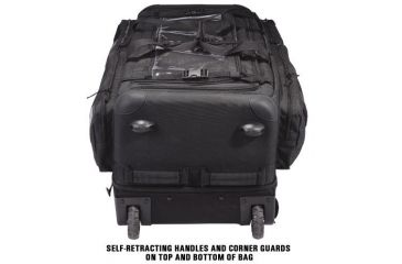 4-5.11 Tactical CAMS 40in Outbound Gear Bag w/ wheels