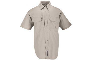 5.11 Tactical Shirt w/ Short Sleeves - Khaki