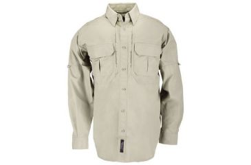 5.11 Tactical Shirt Long Sleeve - Cotton 72157