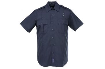 5.11 Women's B Class Short Sleeve Shirt, Dark Navy