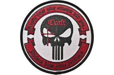 511 Craft Round Patch, Range Red 58856-477-1 SZ