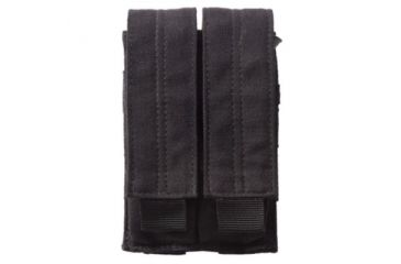 5.11 Double Pistol Mag Pouch, Black