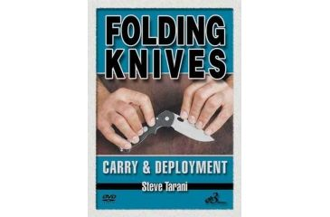 5.11 Folding Knives: Carry and Deployment DVD 59251