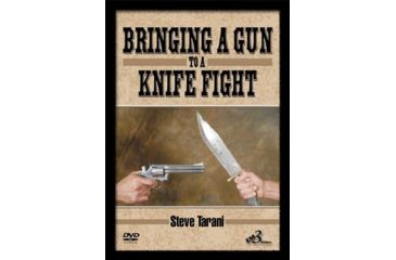 5.11 Bringing a Gun to a Knife Fight DVD 59252