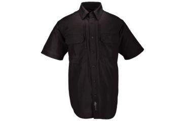 5.11 Tactical Shirt w/ Short Sleeves - Black