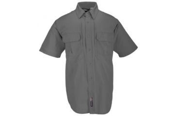 5.11 Tactical Shirt w/ Short Sleeves - Gray
