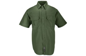5.11 Tactical Shirt w/ Short Sleeves - OD Green