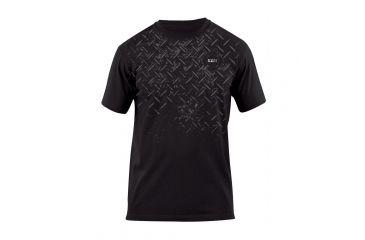 5.11 Tactical Maltese Diamond Graphic T Shirt 40088P, Black