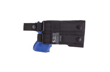 5.11 Tactical LBE Compact Holster R/H, Black, 58828-019-BLACK-1 SZ