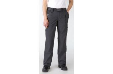 5.11 Tactical 64360 Taclite Pro Women's Pants, Charcoal, Size 2 Long