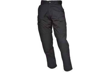 5.11 Tactical 74004 TDU Poly/Cotton Twill Pants, Black, Medium, Short