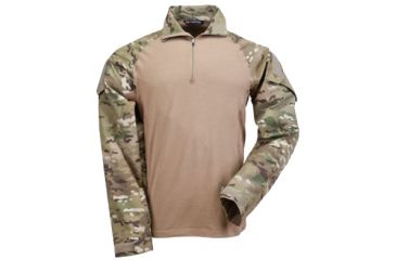 5.11 TDU Shirt w/ Long Sleeves, MultiCam
