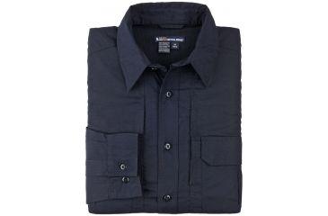 511 Womens Taclite Pro Long Sleeve Shirt, Dark Navy, Size L