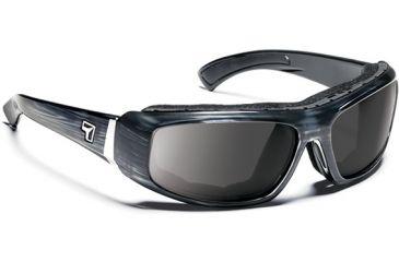 7 Eye Bali Sunglasses, Gray Tortoise Frame, SharpView Gray 183741