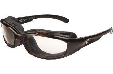 4b9097685b9 7 Eye Churada- SharpView Dark Tortoise Sunglasses