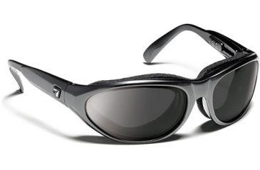 7 Eye Diablo- SharpView Charcoal Sunglasses, M-L 170353