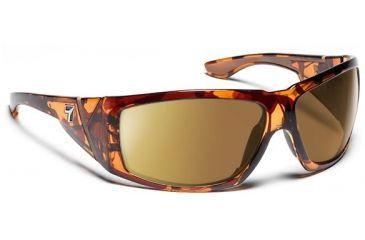 7 Eye Jordan- Dark Tortoise Sunglasses, M-L 900640
