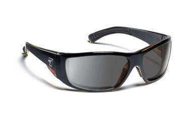 7 Eye Maestro Sunglasses Black Tortoise Frame