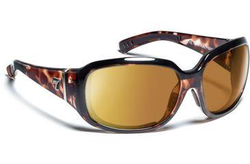 7 Eye Mistral- Leopard Tortoise Sunglasses, S-M 585340