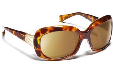 7 Eye Oasis- Light Tortoise Sunglasses, S-L 016041