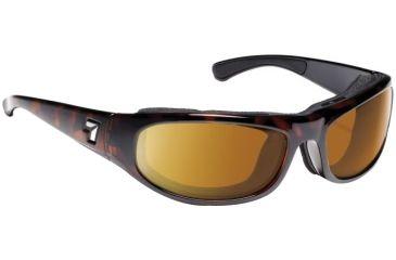 7 Eye Whirlwind Sunglasses Dark Tortoise Frame Re Act Nxt Copper Lens 120621