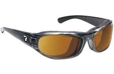 7 Eye Whirlwind Sunglasses Gray Tortoise Frame 24 7 Nxt Contrast Lens 123727