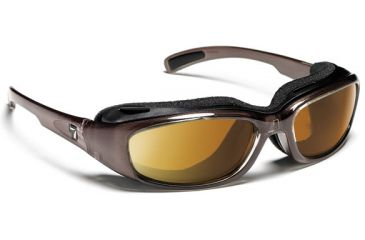 7 Eye Churada Dark Tortoise 24 - 7 NXT Contrast Sunglasses 160627