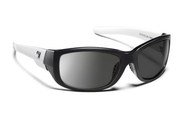 da87dc67ba 7Eye 865946 Men s Dillon Bifocal Sunglasses Active Lifestyle Ebony   Ivory  Frames