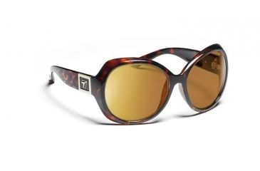 7Eye 825344 Women's Lily Bifocal Sunglasses Active Lifestyle Leopard Tortoise Frames