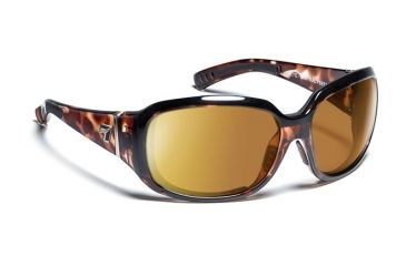 7eye 585342 Womens Mistral Rx Progressive Sunglasses Airdam Leopard Tortoise Frames