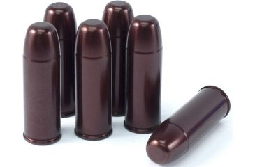 A-Zoom Revolver Snap Caps - 44 Colt, Pack of 6