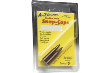 A-Zoom Rifle Snap Caps - 7mm-08 Remington - 2 Per Pack