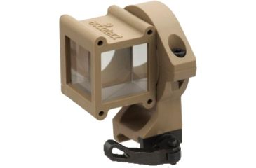 Accutact Anglesight with Quick Release Picatinny Mount, Desert Tan