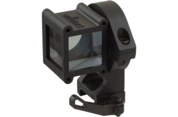 Accutact Anglesight w/ Quick Release Picatinny Mount, Black