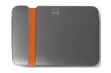 """Acme Made Skinny Sleeve MacBook Air 11"""" Laptop Sleeve, Grey/Orange AM00979-PWW"""