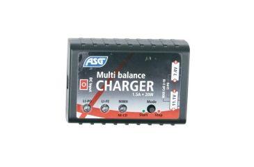 Action Sport Games Multi balance charger - US, NimH,NiCd,LiPo,LiIon, NO ASG50012