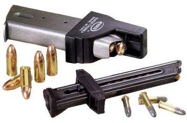 ADCO International Adco Super Thumb Jr. Speedloader Fits Ruger/Colt/Browning Model Pistols STJR