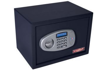 ADG Sports Secure Vault Select Medium Handgun Safe 33083 BLACK