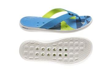 Adidas Outdoor Climacool Boat Flip Sandal - Men s-Blue Chalk Slime-8 1364fe27a9