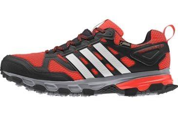 quality design c8bb5 99b7f Adidas Outdoor Response Trail 21 GTX Trail Running Shoe - Men s-Black White