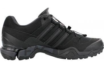Adidas Outdoor Terrex Fast R Hiking Shoe - Men's-Black/Dark Grey/Chalk