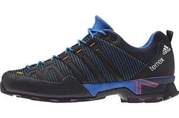 Adidas Outdoor Terrex Scope Approach Shoe - Mens-Navy Black Royal-Medium b057971d7
