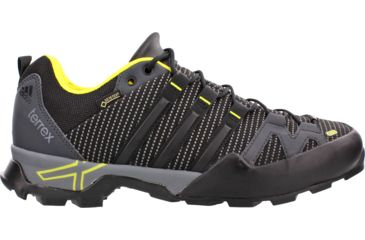 e3fdc4324e63 Adidas Outdoor Terrex Scope GTX Approach Shoe - Men s-Dark Grey Black Grey